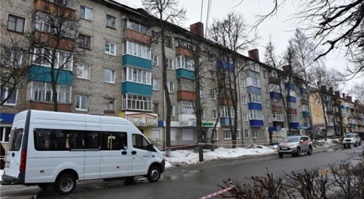 Ста жителям горевшего дома в Канаше дали по 10 тысяч рублей