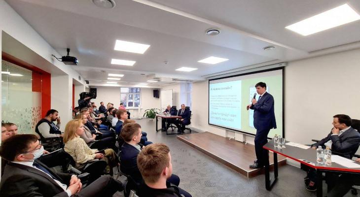 Эксперт Сбербанка выступил на семинаре по финансовой грамотности для предпринимателей