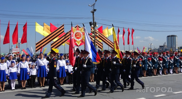 Участников Парада Победы в Чебоксарах обяжут пройти тест на коронавирус