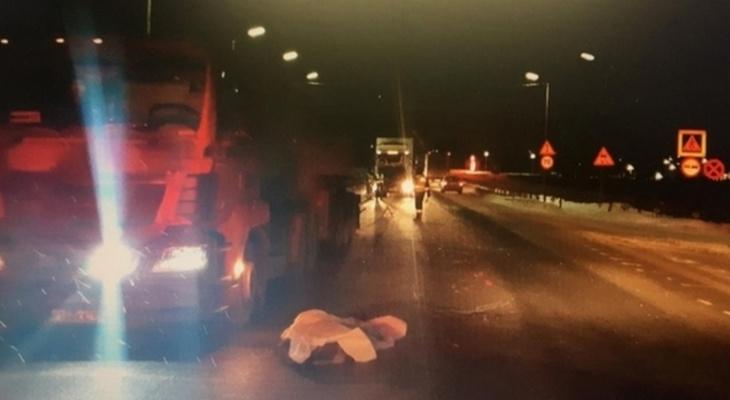 """Водителя грузовика судят за смерть пешехода: """"Рассчитывал, что люди успеют перейти дорогу"""""""