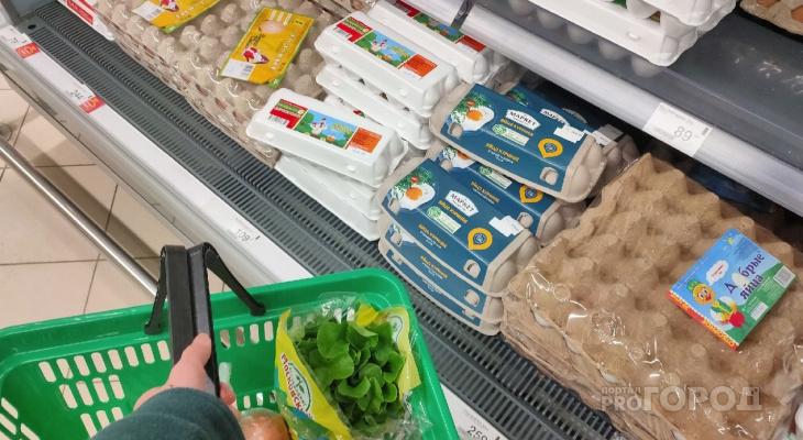 """Власти разъяснили причину роста стоимости яиц: """"Это традиционное время всплеска цен"""""""