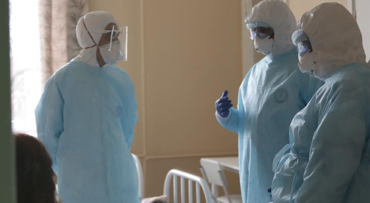 Последние недели ежедневно коронавирусом заболевают более 40 жителей Чувашии