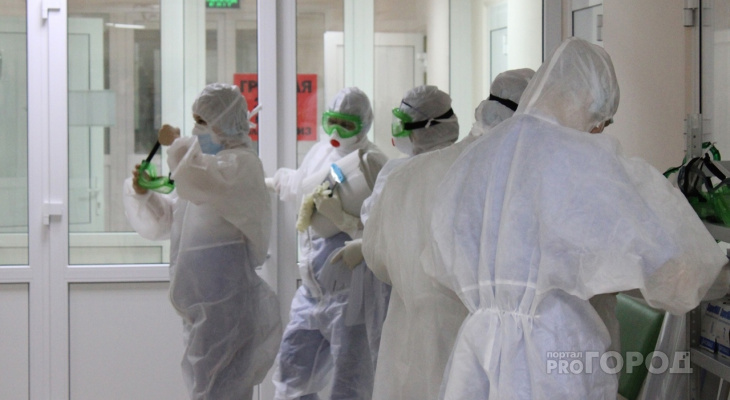 За сутки в Чувашии от вируса скончались четыре наших земляка