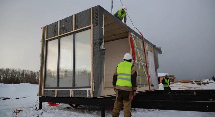 В компании «Сила Дома» рассказали, что такое модульный дом