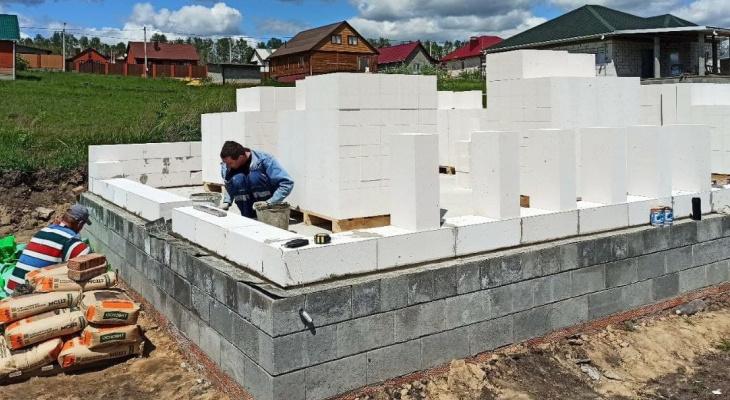 В Чувашии строят дома под ключ сразу с готовым ремонтом