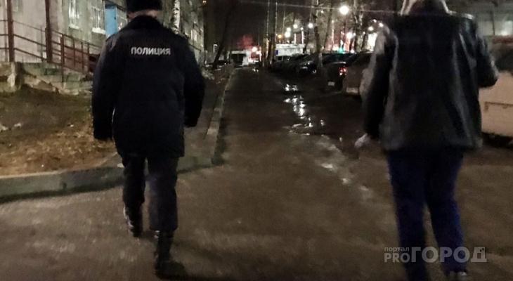 Ночью в подъезде чебоксарской пятиэтажки нашли тело мужчины