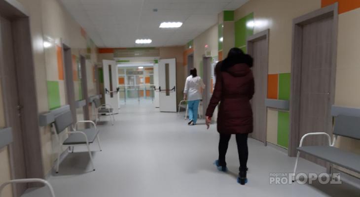 Детская поликлиника в Чебоксарах переедет в новое здание