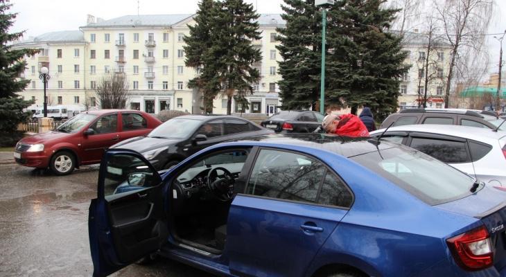 Мобильный комплекс от «Ростелекома» проверил дороги в столице Чувашии