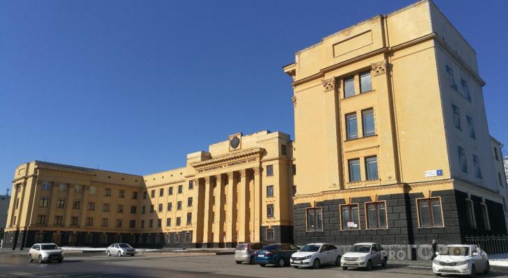 Старое здание Дома правительства могут отдать под офисы