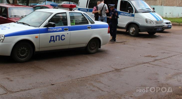 В Чебоксарах полицейский случайно нашел опасного преступника, объявленного в розыск