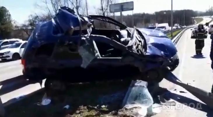 """Пострадавший в ДТП водитель """"Лады"""" находится в коме"""