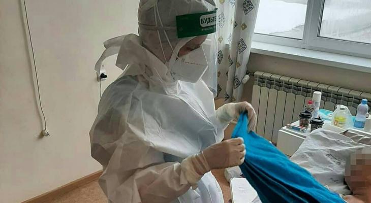 В Чувашии растет количество коронавирусных больных: ежедневно выявляют до 55 человек