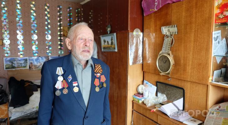 """Ветеран разминировал поля и помогал партизанам: """"Получаю только трудовую пенсию, никаких доплат нет"""""""