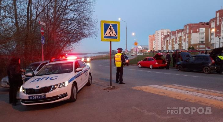 """Сходка """"бпан"""" в Новочебоксарске сорвалась с самого начала"""