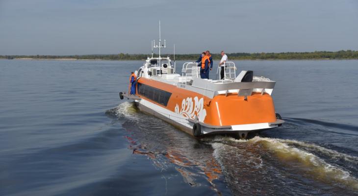 Путешествия из Чебоксар в Казань на скоростном судне начнутся уже через несколько недель