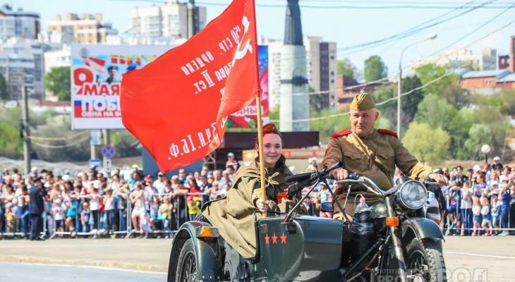 Парад Победы для жителей Чувашии в этом году пройдет онлайн