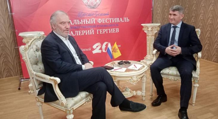 Известный дирижер Гергиев объяснил, почему решил обязательно выступить в Чебоксарах