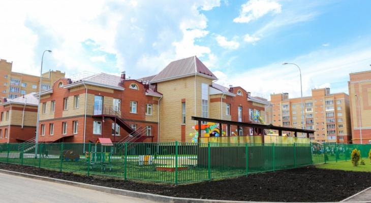 Еще один детский сад в Чебоксарах назвали лучшим в стране