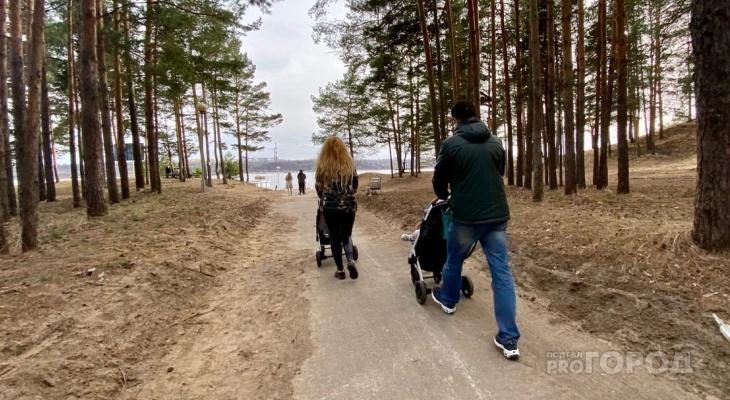 Выплату по 9883 рубля получат в мае шесть тысяч детей в Чувашии