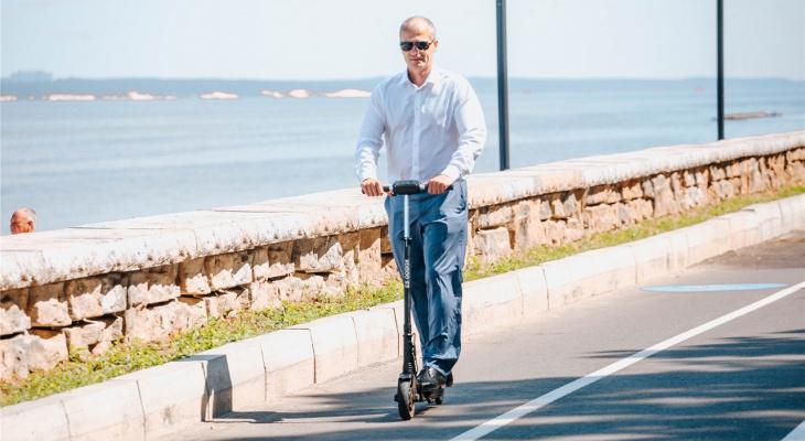 Новый вид двухколесного транспорта появится в 45 местах Чебоксар