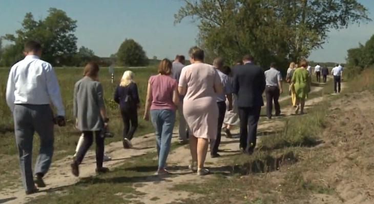 Жители нескольких деревень Чувашии опасаются появления завода рядом с их домами
