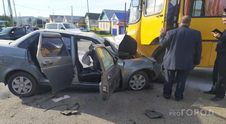 Водитель школьного автобуса, устроивший смертельное ДТП, дополнительно сбил ребенка у детсада