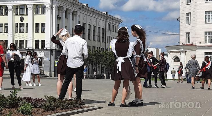 В день Последнего звонка 18 школ в Чебоксарах получили угрозы о возможном нападении