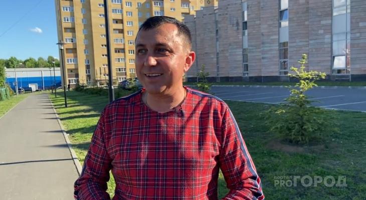 """Певец чувашской эстрады зарабатывает около 80 тысяч в месяц и успевает вести бизнес: """"Воспитываю двух дочерей"""""""