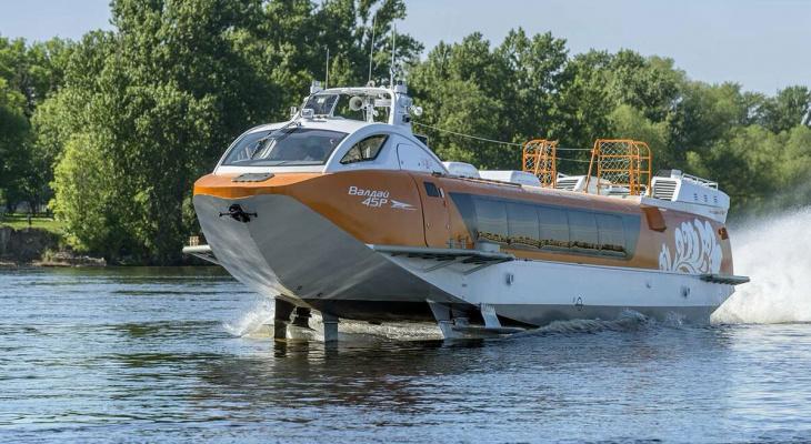 Татарстан приготовился к потоку туристов из Чувашии на скоростных катерах