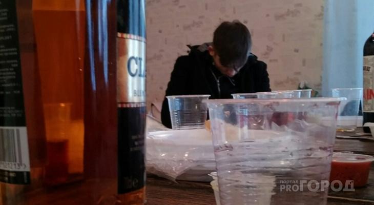 В Чебоксарах на день вводится алкогольный запрет