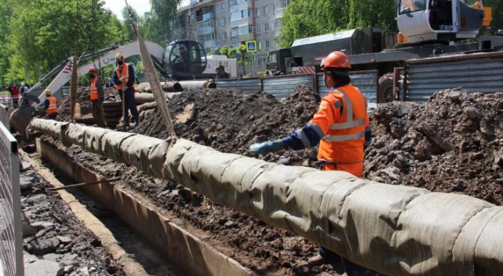 Николаев улетел в Петербург и подписал договор об отоплении в Чувашии