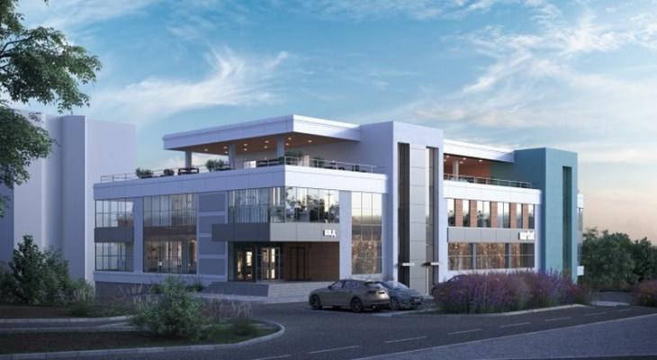 В Чебоксарах появится новый торговый центр с террасой