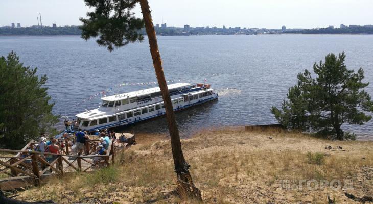 Речные трамвайчики начинают курсировать в Заволжье: расписание и цены
