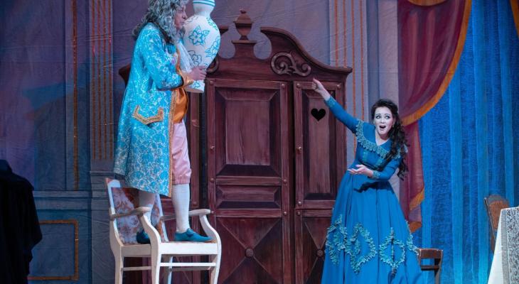 В Чебоксарах фестиваль оперетты откроется премьерой «Баядера»