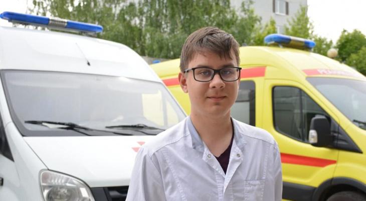 В Чувашии 32 молодых медика отличились во время работы в период пандемии