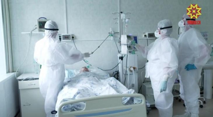 В Чувашии стало больше тяжелых случаев заболевания COVID-19