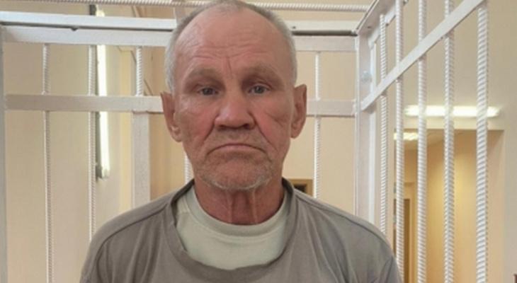 Задержан немолодой мужчина, подозреваемый в преступлении против половой неприкосновенности