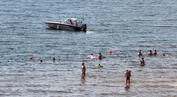 После открытия пляжей в Чувашии утонули четыре человека