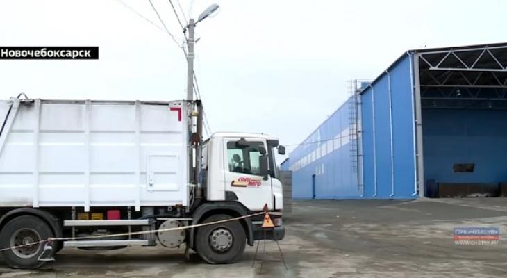 Перерабатывающий мусор полигон в Новочебоксарске остался без электричества