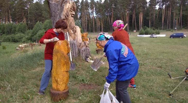 Акатуй массово отпразднуют в разных районах Чувашии в День России