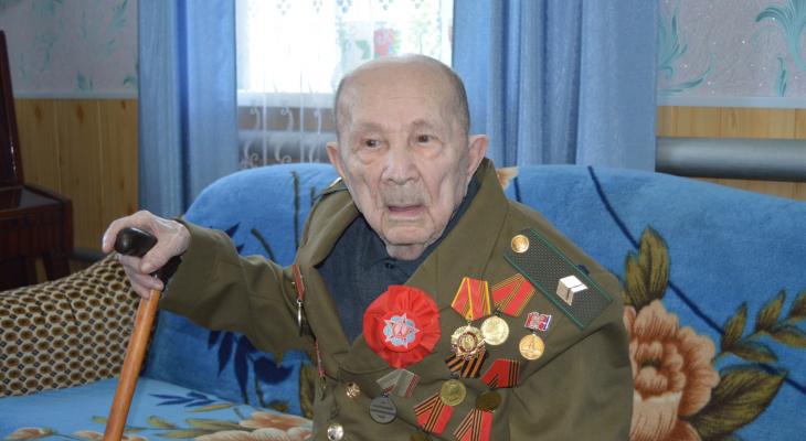 Ветерану из Чувашии исполнилось 95 лет: во время войны он служил у маршала Конева