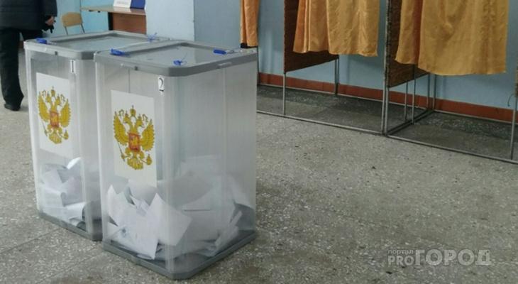 Двух человек оштрафовали за подделку голосов на выборах в Чувашии