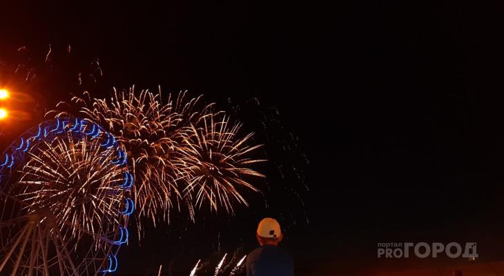 Власти озвучили решение о фестивале фейерверков на День республики