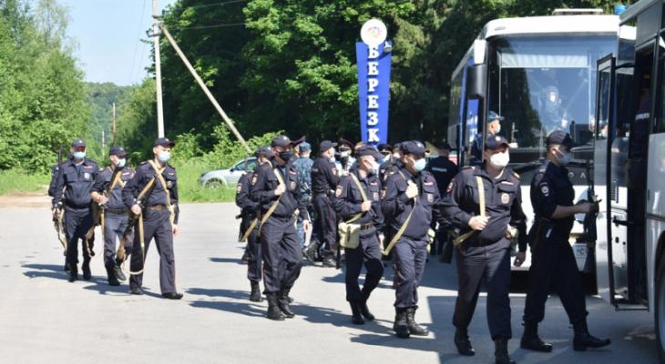 """Отряд полицейских из Чувашии будет следить за порядком на Северном Кавказе: """"Главное, без потерь вернуться"""""""