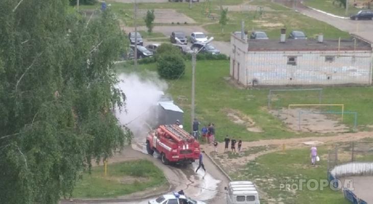 После разлива опасных химвеществ в Новочебоксарске начали расследование