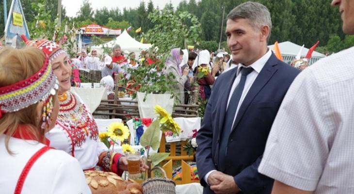 Николаев заявил о возврате экономики Чувашии на докоронавирусный уровень
