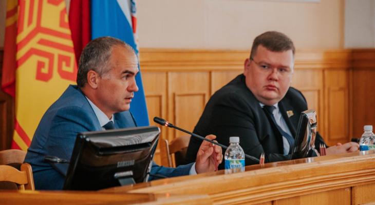 Алексей Ладыков: «Три новые дороги строятся в Чебоксарах в этом году»