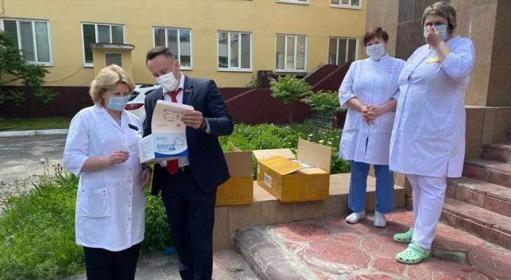 «Единая Россия» обеспечила обновление системы здравоохранения и образования