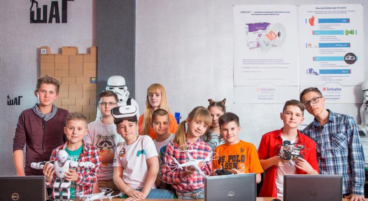 В Чебоксарах учат детей правильному старту в IT