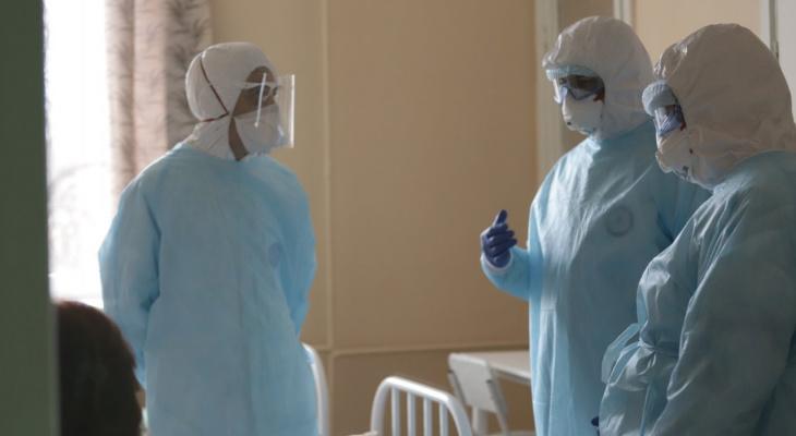 В Чувашии за неделю 27 человек умерли от вируса - больше трехсот заразились
